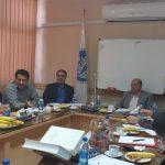 نشست مدیران کل شاهد و ایثارگر دانشگاه های منطقه یک کشور در دانشگاه تهران برگزار شد
