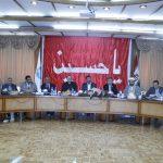 امضای تفاهمنامه همکاری بین دانشگاه تهران و مرکز پژوهشی تحقیقاتی کربلا